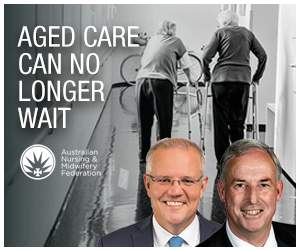 Aged care can't wait mrec advertisement
