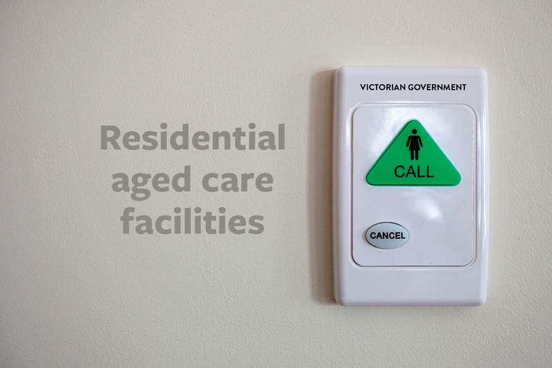 ANMF calls for a state takeover of residential aged care