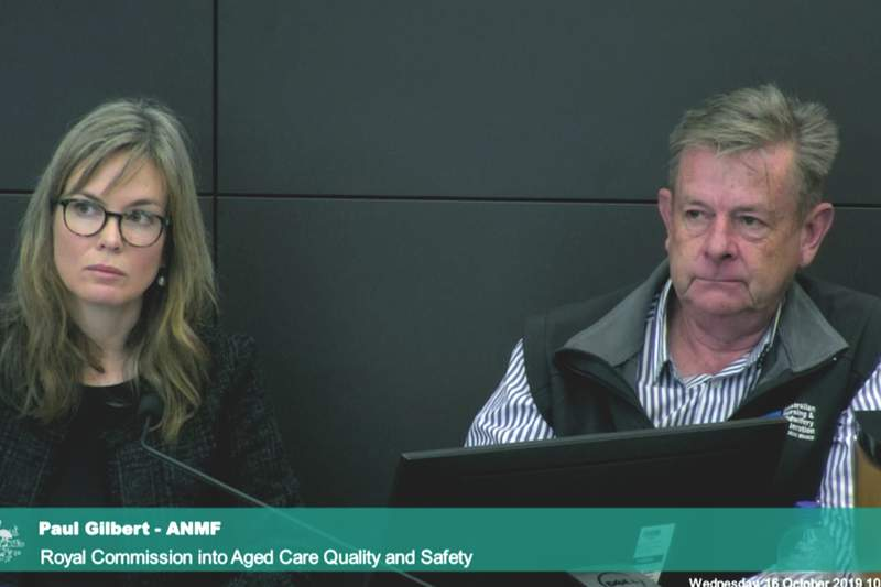 ANMF (Vic Branch) calls for carers to be AHPRA-regulated
