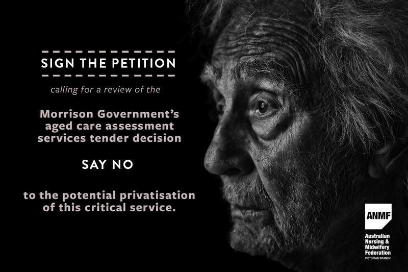 Petition to save aged care assessment services