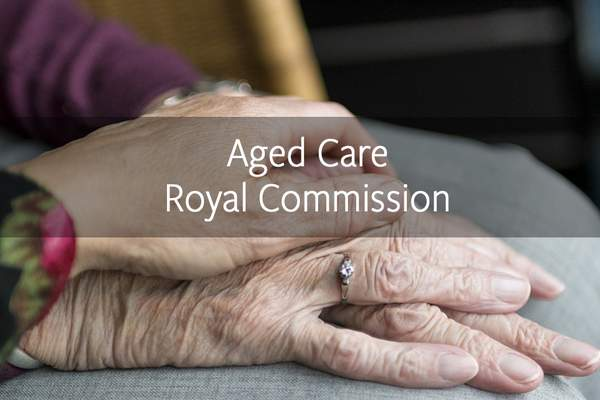 Aged care no place for younger people, royal commission hears