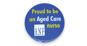 Proud to be an aged care nurse (2000-2006)