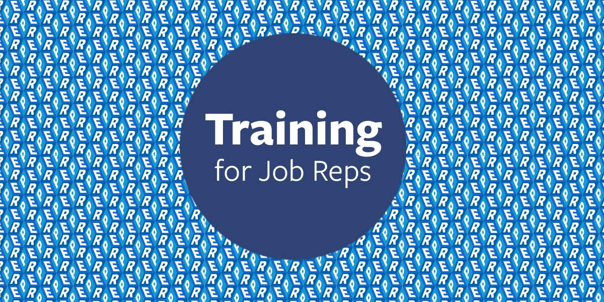 All Job Rep training moves to online