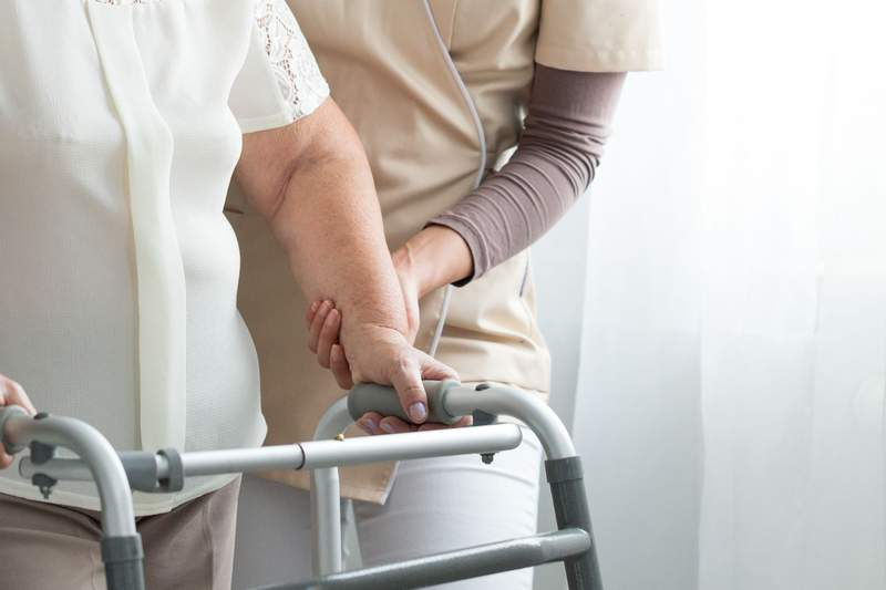 Work in an aged care assessment service?