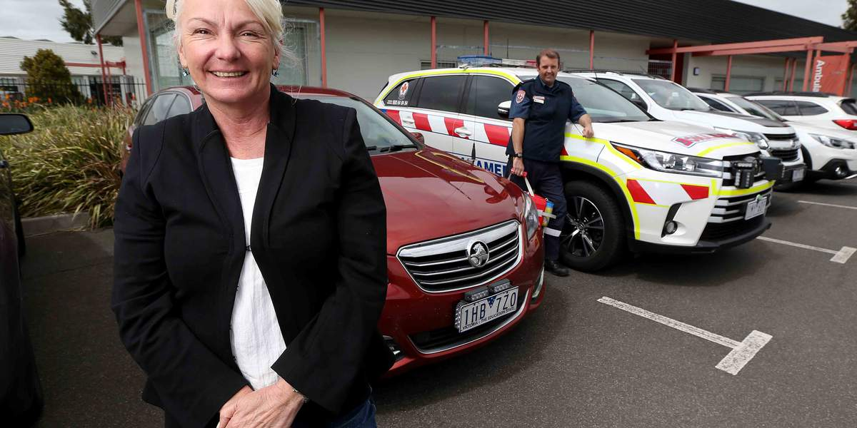 Mental health staff pairing up with paramedics a winner