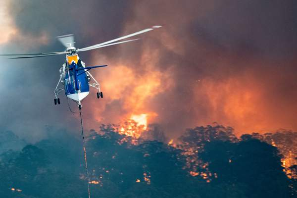 ANMF offers assistance to bushfire-affected members