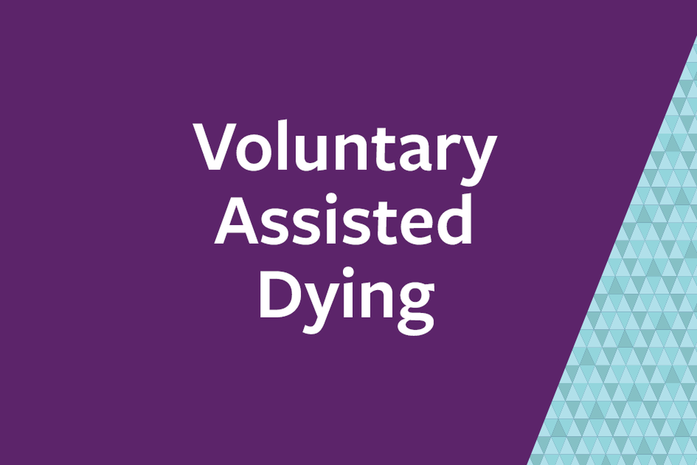Guidance for voluntary assisted dying roll-out