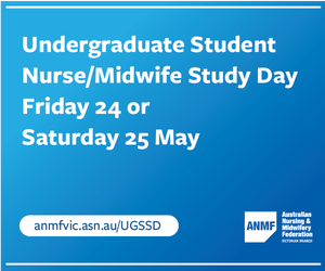 UG Student Study Day mrec advertisement