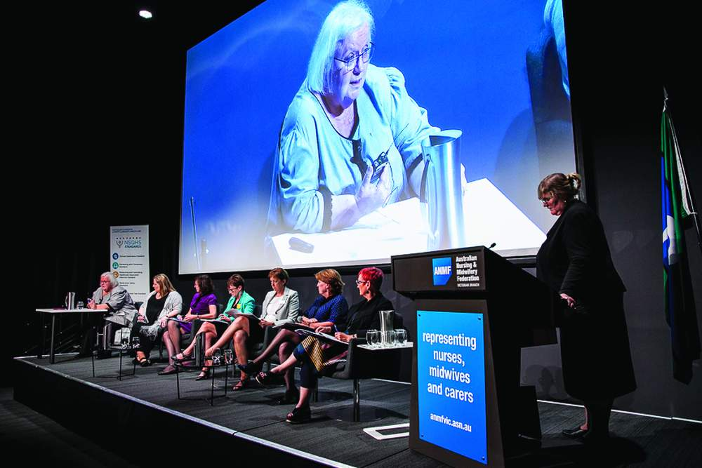 Setting the standard for safe hospital care