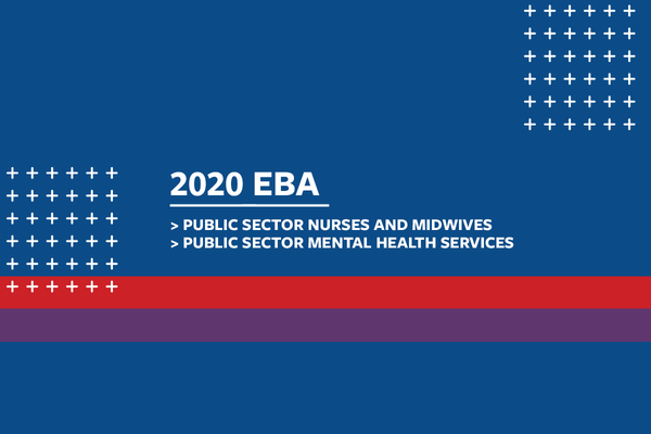 Nurses and Midwives Enterprise  Agreement 2020-2024 and the Mental Health Enterprise Agreement 2020-2024