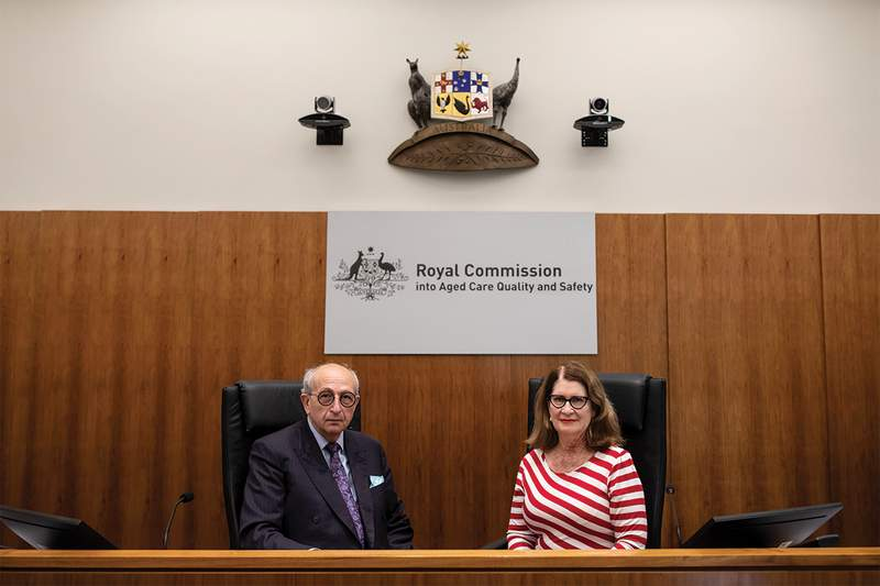 Wages for aged care work need to increase: royal commissioners