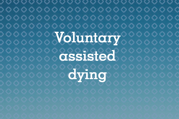 Voluntary assisted dying resources information sessions