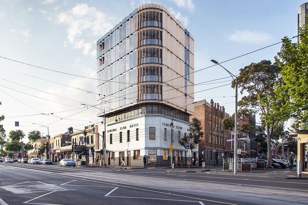 Central Club development gets green light