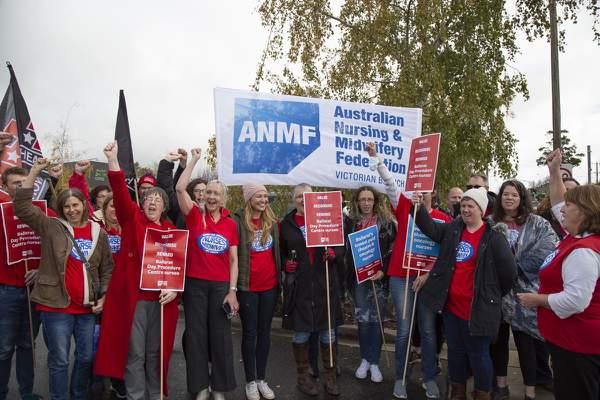 Ballarat Day Procedure Centre nurses seek respectful EBA offer