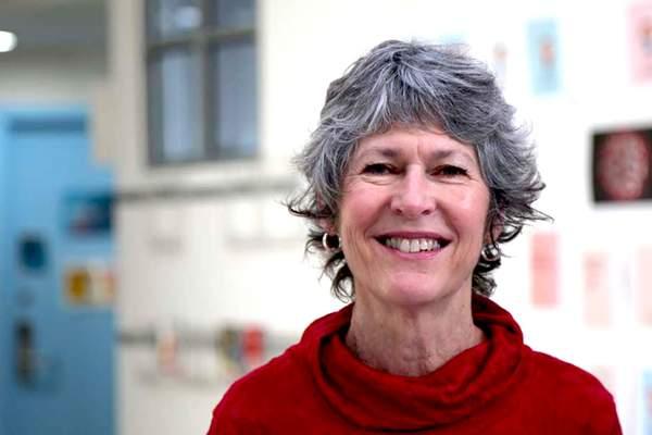 40 years of community care: meet Helen Chakman