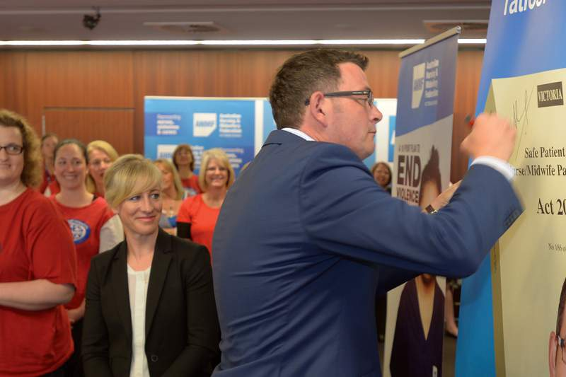 The Andrews Government record