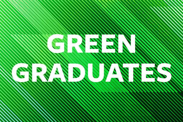 Why I'm a green grad nurse