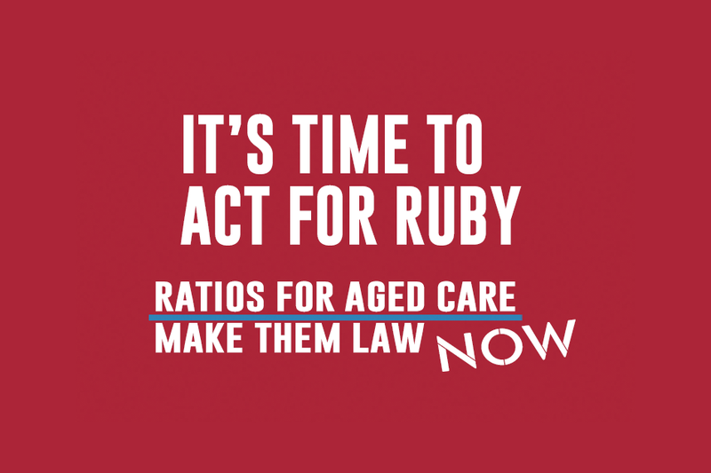 Aged care ratio law – where does your local politician stand?