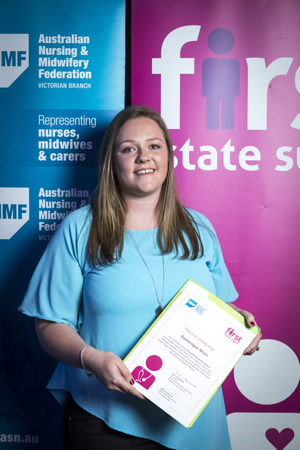 Nursing and midwifery students recognised for excellence – On the Record