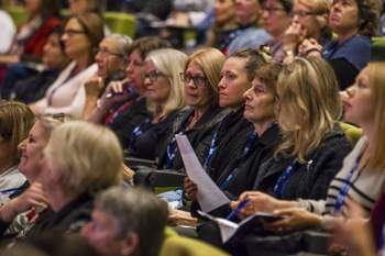 2017 Health and Environmental Sustainability Conference. Photographs by Jorge de Araujo.
