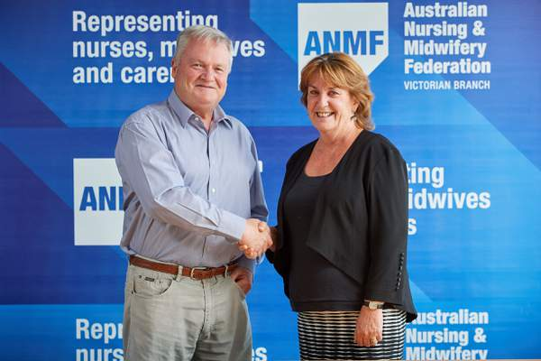 ANMF appoints Gordon Legal to provide member and union legal services